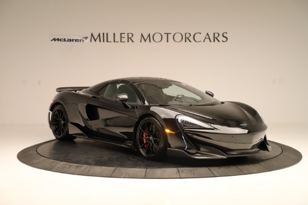 Used 2020 McLaren 600LT Spider for sale $249,900 at Pagani of Greenwich in Greenwich CT 06830 15