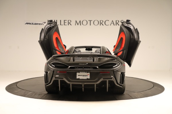 Used 2020 McLaren 600LT Spider for sale $249,900 at Pagani of Greenwich in Greenwich CT 06830 20