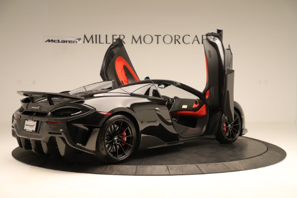 Used 2020 McLaren 600LT Spider for sale $249,900 at Pagani of Greenwich in Greenwich CT 06830 21