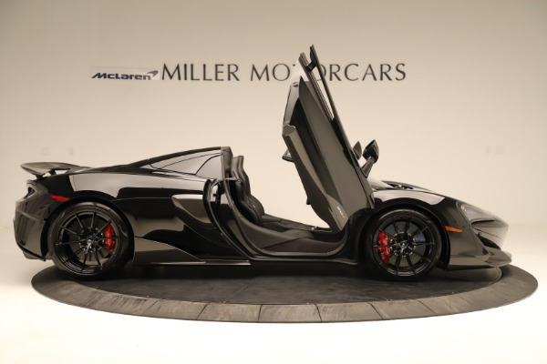 Used 2020 McLaren 600LT Spider for sale $249,900 at Pagani of Greenwich in Greenwich CT 06830 22