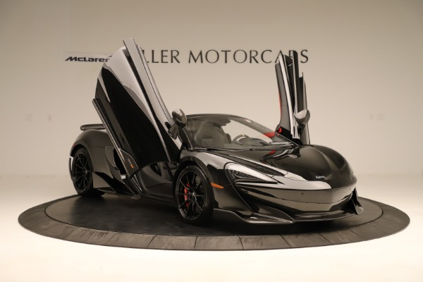 Used 2020 McLaren 600LT Spider for sale $249,900 at Pagani of Greenwich in Greenwich CT 06830 23