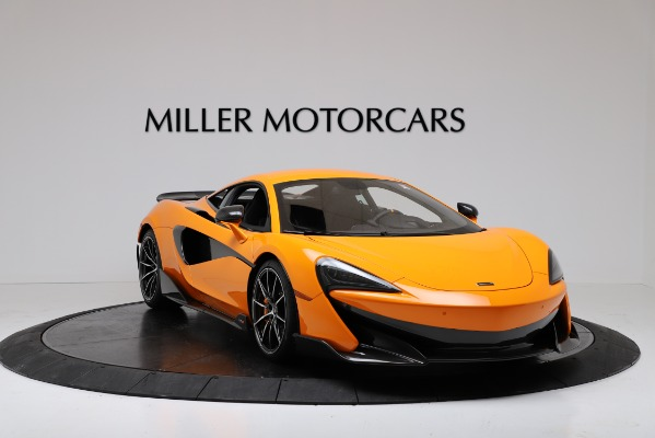 New 2019 McLaren 600LT Coupe for sale Sold at Pagani of Greenwich in Greenwich CT 06830 11