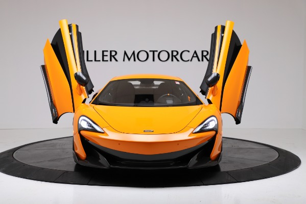 New 2019 McLaren 600LT Coupe for sale $279,310 at Pagani of Greenwich in Greenwich CT 06830 13