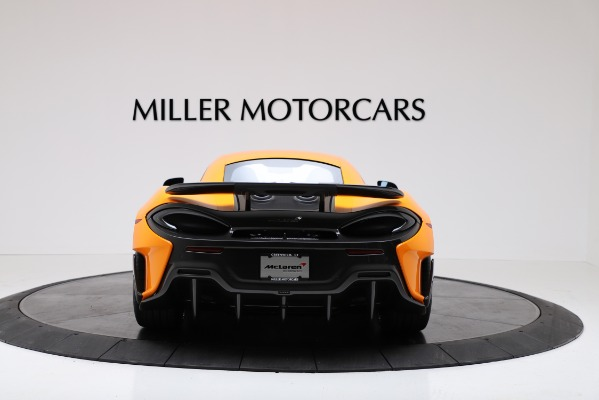 New 2019 McLaren 600LT Coupe for sale $279,310 at Pagani of Greenwich in Greenwich CT 06830 6