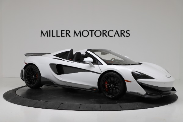 New 2020 McLaren 600LT Convertible for sale Sold at Pagani of Greenwich in Greenwich CT 06830 10