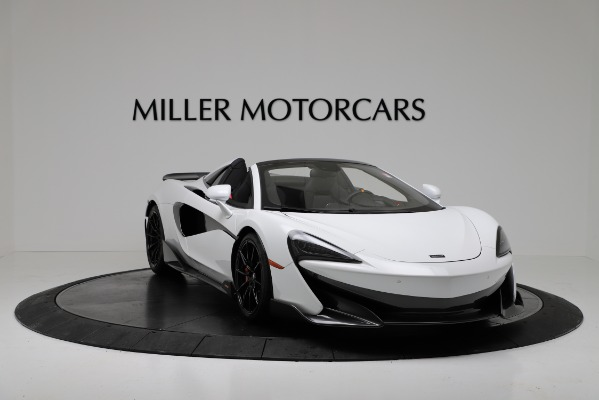 New 2020 McLaren 600LT Convertible for sale Sold at Pagani of Greenwich in Greenwich CT 06830 11