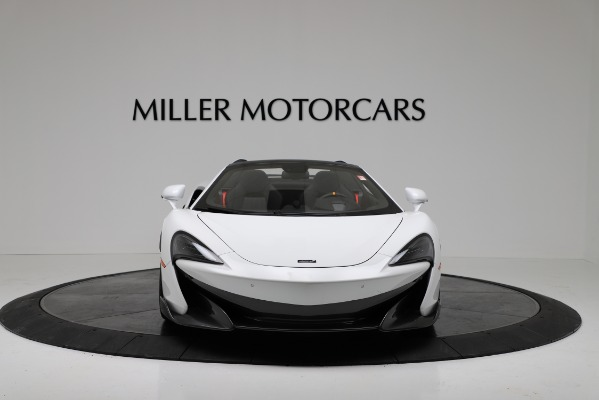New 2020 McLaren 600LT Convertible for sale Sold at Pagani of Greenwich in Greenwich CT 06830 12