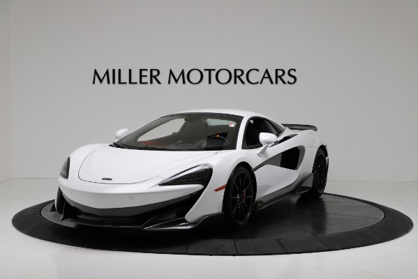 New 2020 McLaren 600LT Convertible for sale Sold at Pagani of Greenwich in Greenwich CT 06830 13
