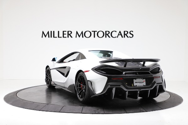 New 2020 McLaren 600LT Convertible for sale Sold at Pagani of Greenwich in Greenwich CT 06830 15