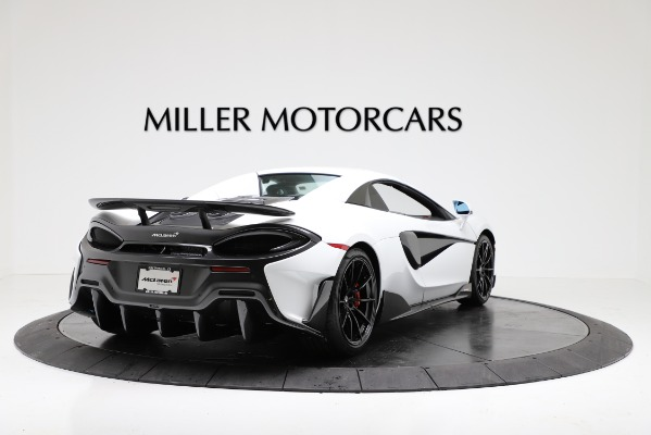 New 2020 McLaren 600LT Convertible for sale Sold at Pagani of Greenwich in Greenwich CT 06830 16