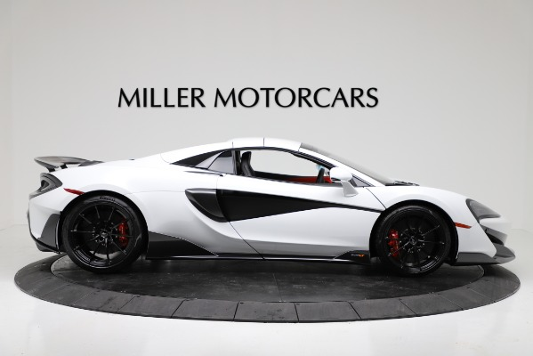 New 2020 McLaren 600LT Convertible for sale Sold at Pagani of Greenwich in Greenwich CT 06830 17