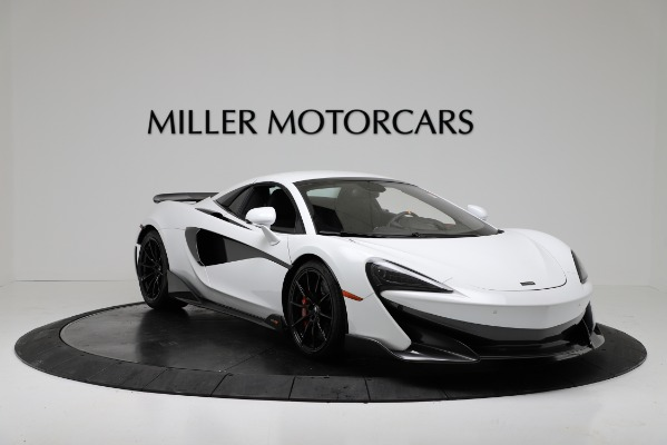 New 2020 McLaren 600LT Convertible for sale Sold at Pagani of Greenwich in Greenwich CT 06830 18