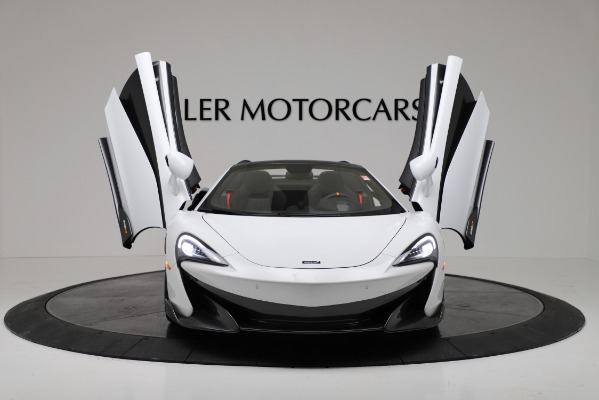 New 2020 McLaren 600LT Convertible for sale Sold at Pagani of Greenwich in Greenwich CT 06830 19