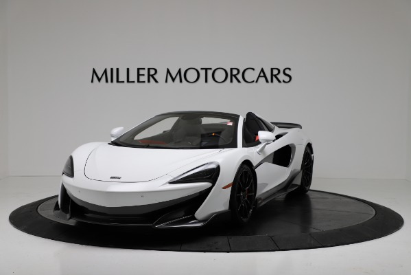 New 2020 McLaren 600LT Convertible for sale Sold at Pagani of Greenwich in Greenwich CT 06830 2