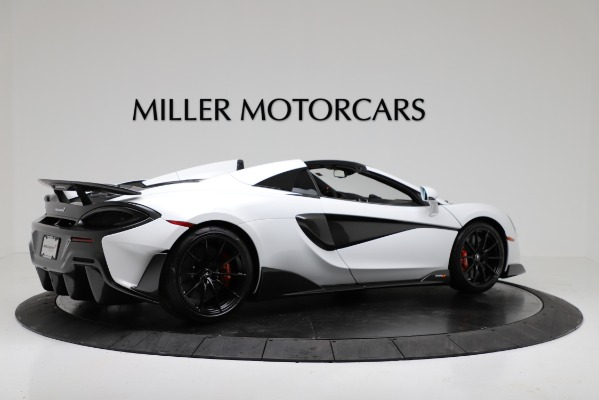 New 2020 McLaren 600LT Convertible for sale Sold at Pagani of Greenwich in Greenwich CT 06830 8