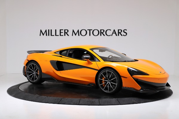 New 2019 McLaren 600LT for sale $279,310 at Pagani of Greenwich in Greenwich CT 06830 10