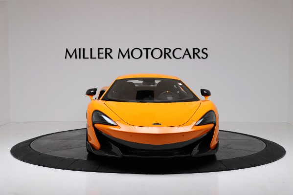 New 2019 McLaren 600LT Coupe for sale $279,310 at Pagani of Greenwich in Greenwich CT 06830 12