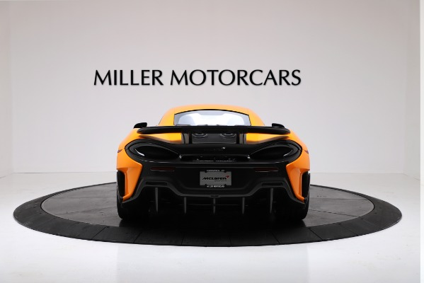 New 2019 McLaren 600LT for sale $279,310 at Pagani of Greenwich in Greenwich CT 06830 6