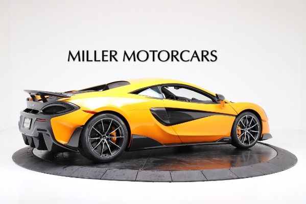New 2019 McLaren 600LT for sale $279,310 at Pagani of Greenwich in Greenwich CT 06830 8