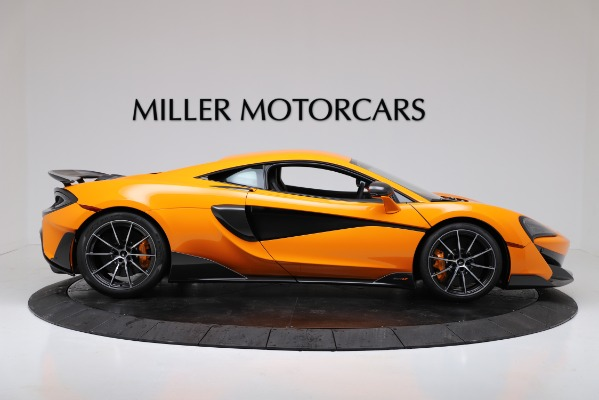 New 2019 McLaren 600LT for sale $279,310 at Pagani of Greenwich in Greenwich CT 06830 9