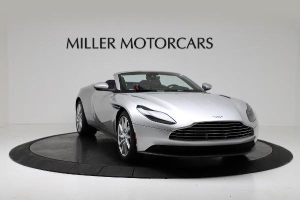 Used 2019 Aston Martin DB11 Volante for sale $204,900 at Pagani of Greenwich in Greenwich CT 06830 11