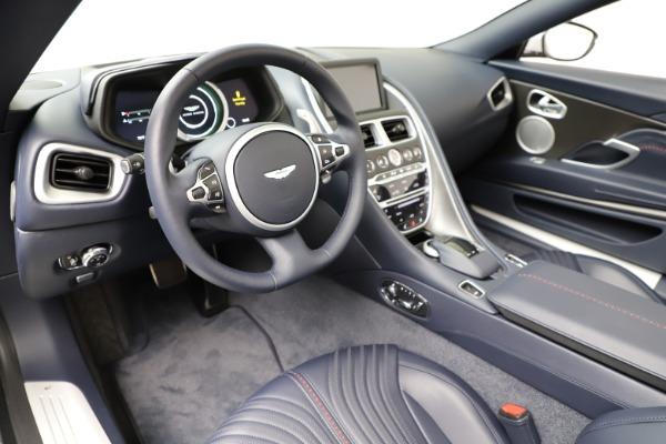 Used 2019 Aston Martin DB11 Volante for sale $204,900 at Pagani of Greenwich in Greenwich CT 06830 20
