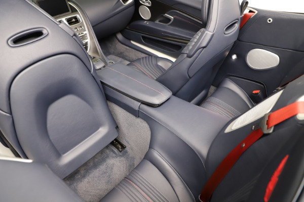 Used 2019 Aston Martin DB11 Volante for sale $204,900 at Pagani of Greenwich in Greenwich CT 06830 24