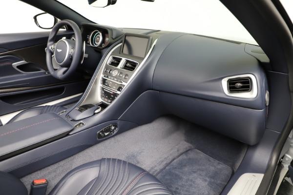 Used 2019 Aston Martin DB11 Volante for sale $204,900 at Pagani of Greenwich in Greenwich CT 06830 25