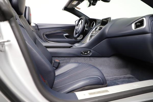 Used 2019 Aston Martin DB11 Volante for sale $204,900 at Pagani of Greenwich in Greenwich CT 06830 26