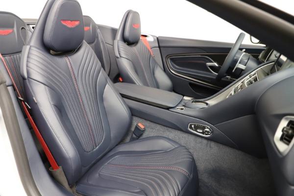 Used 2019 Aston Martin DB11 Volante for sale $204,900 at Pagani of Greenwich in Greenwich CT 06830 27