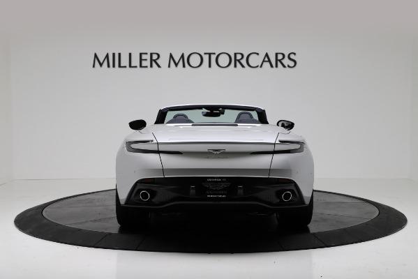 Used 2019 Aston Martin DB11 Volante for sale $204,900 at Pagani of Greenwich in Greenwich CT 06830 6