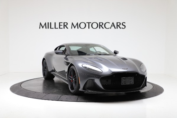 New 2019 Aston Martin DBS Superleggera Coupe for sale Sold at Pagani of Greenwich in Greenwich CT 06830 10