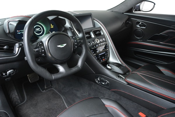 New 2019 Aston Martin DBS Superleggera Coupe for sale Sold at Pagani of Greenwich in Greenwich CT 06830 11