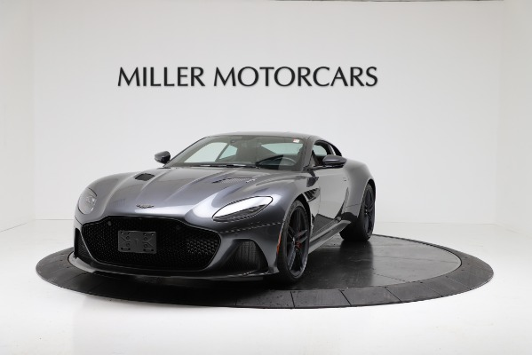 New 2019 Aston Martin DBS Superleggera Coupe for sale Sold at Pagani of Greenwich in Greenwich CT 06830 2