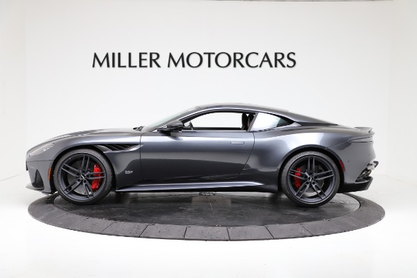 New 2019 Aston Martin DBS Superleggera Coupe for sale Sold at Pagani of Greenwich in Greenwich CT 06830 3