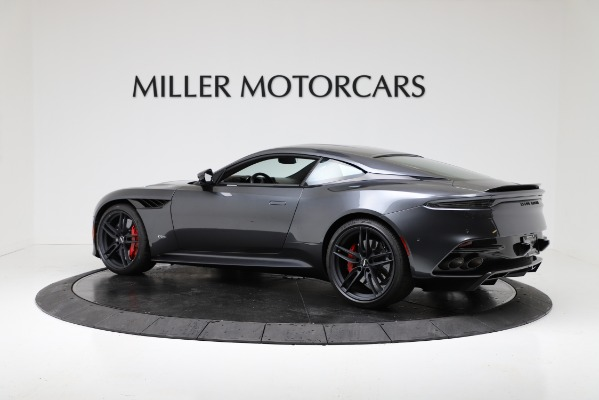 New 2019 Aston Martin DBS Superleggera Coupe for sale Sold at Pagani of Greenwich in Greenwich CT 06830 4