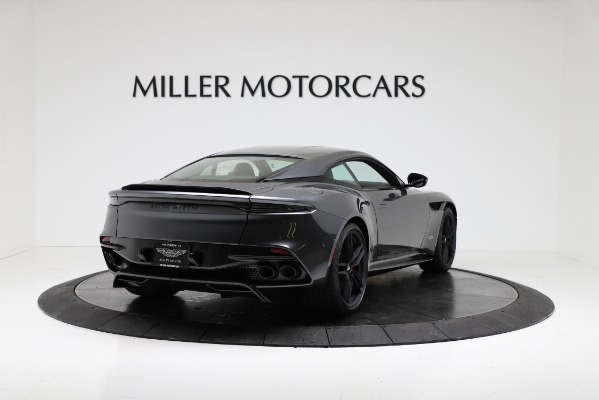 New 2019 Aston Martin DBS Superleggera Coupe for sale Sold at Pagani of Greenwich in Greenwich CT 06830 6