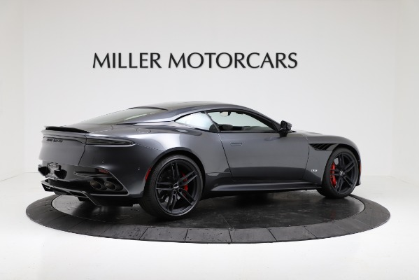 New 2019 Aston Martin DBS Superleggera Coupe for sale Sold at Pagani of Greenwich in Greenwich CT 06830 7