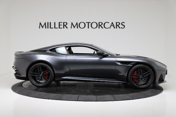 New 2019 Aston Martin DBS Superleggera Coupe for sale Sold at Pagani of Greenwich in Greenwich CT 06830 8