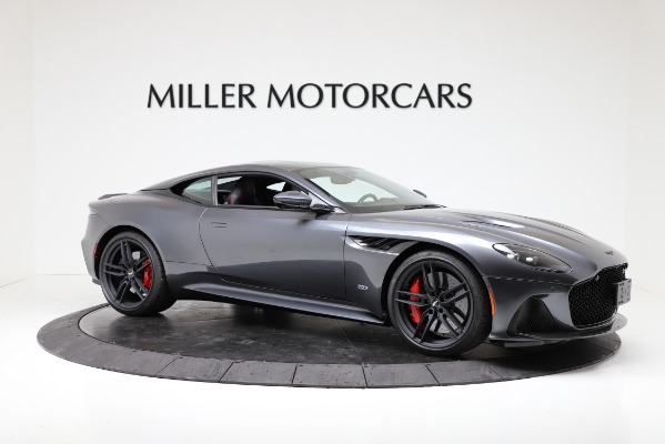 New 2019 Aston Martin DBS Superleggera Coupe for sale Sold at Pagani of Greenwich in Greenwich CT 06830 9