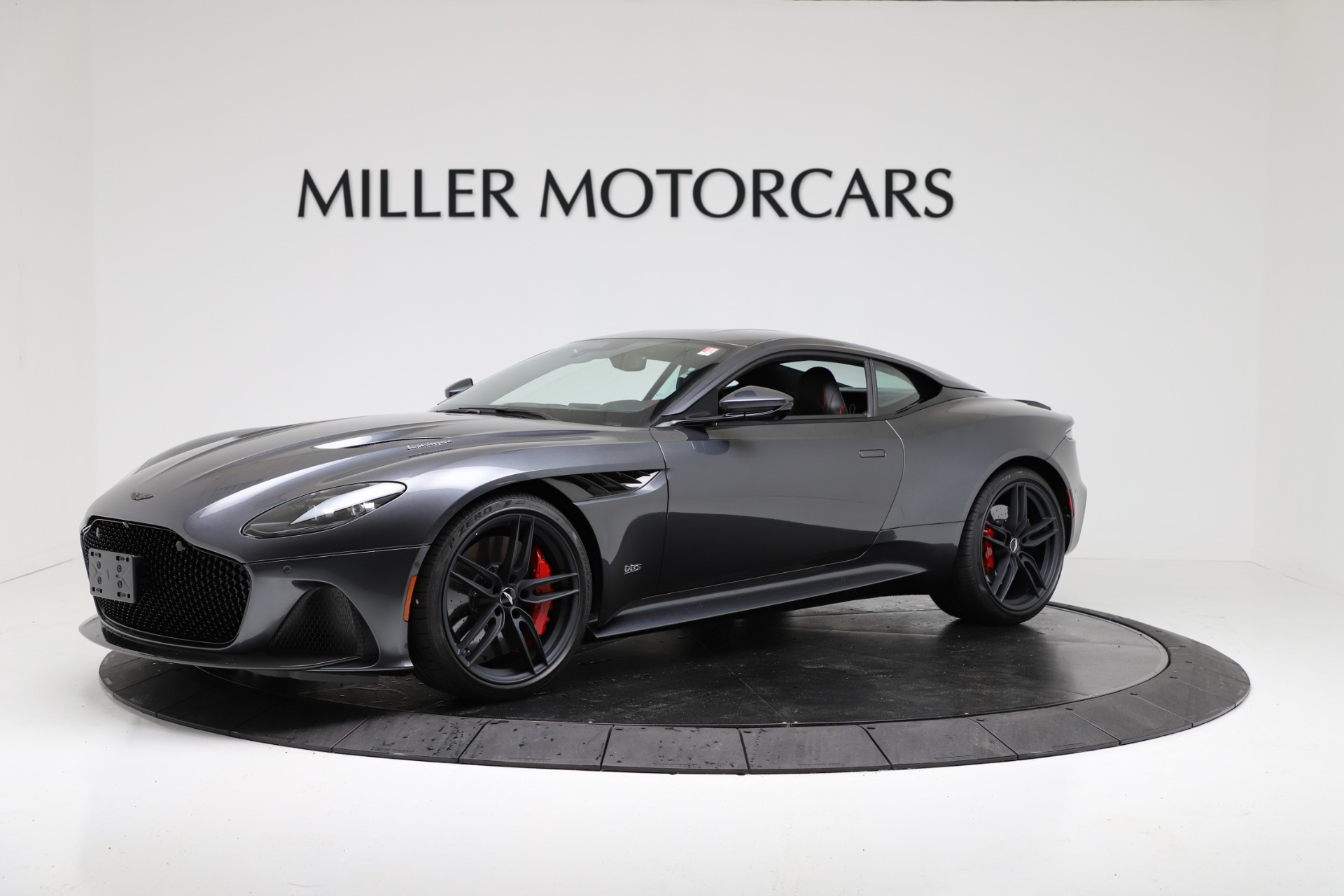 New 2019 Aston Martin DBS Superleggera Coupe for sale Sold at Pagani of Greenwich in Greenwich CT 06830 1