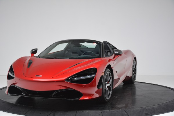 New 2020 McLaren 720S SPIDER Convertible for sale Sold at Pagani of Greenwich in Greenwich CT 06830 15