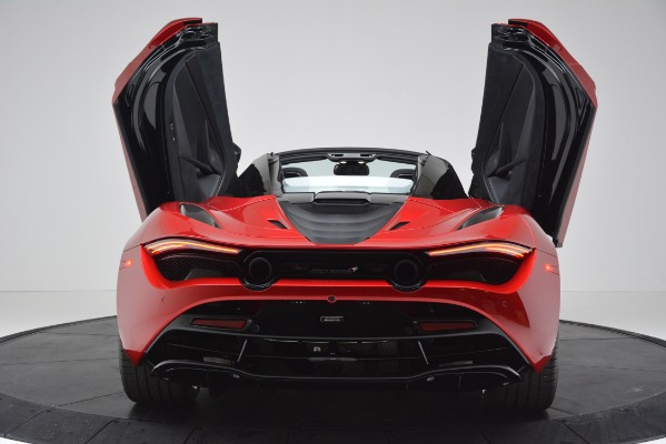 New 2020 McLaren 720S SPIDER Convertible for sale Sold at Pagani of Greenwich in Greenwich CT 06830 21