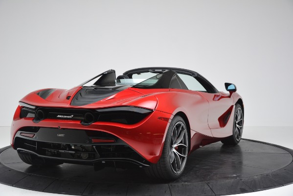 New 2020 McLaren 720S SPIDER Convertible for sale Sold at Pagani of Greenwich in Greenwich CT 06830 22