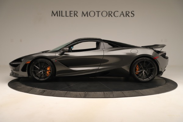New 2020 McLaren 720S SPIDER Convertible for sale Sold at Pagani of Greenwich in Greenwich CT 06830 11
