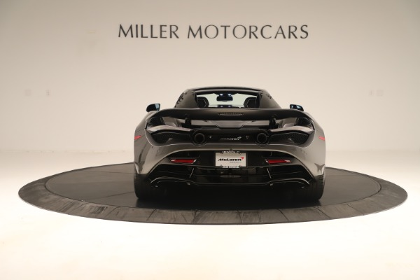 New 2020 McLaren 720S SPIDER Convertible for sale Sold at Pagani of Greenwich in Greenwich CT 06830 13