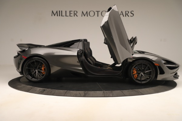 New 2020 McLaren 720S SPIDER Convertible for sale Sold at Pagani of Greenwich in Greenwich CT 06830 23