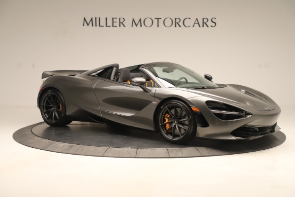 New 2020 McLaren 720S SPIDER Convertible for sale Sold at Pagani of Greenwich in Greenwich CT 06830 7