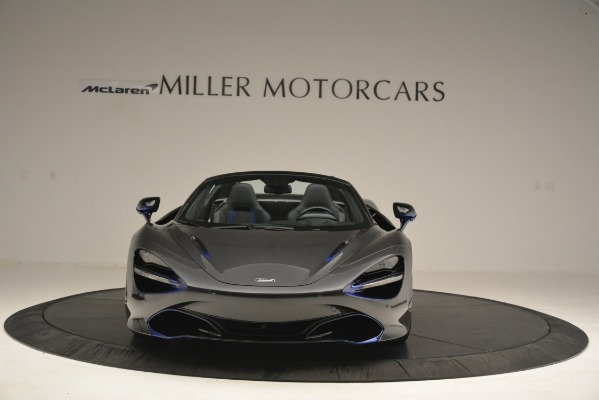 New 2020 McLaren 720s Spider for sale Sold at Pagani of Greenwich in Greenwich CT 06830 10