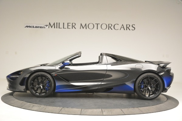 New 2020 McLaren 720s Spider for sale Sold at Pagani of Greenwich in Greenwich CT 06830 11